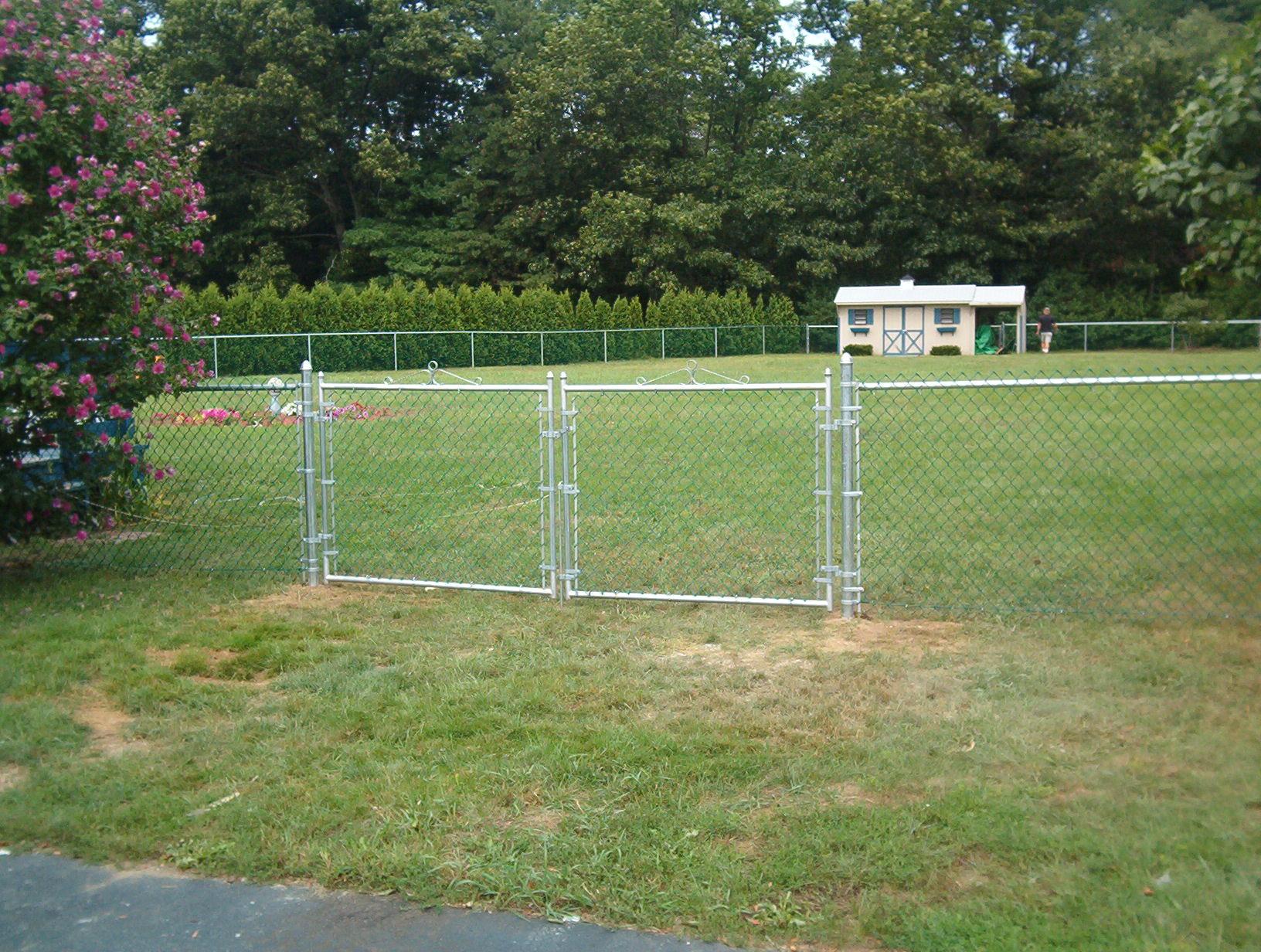 Wood Fencing Gates - Fence Gate - BevoWorks.com