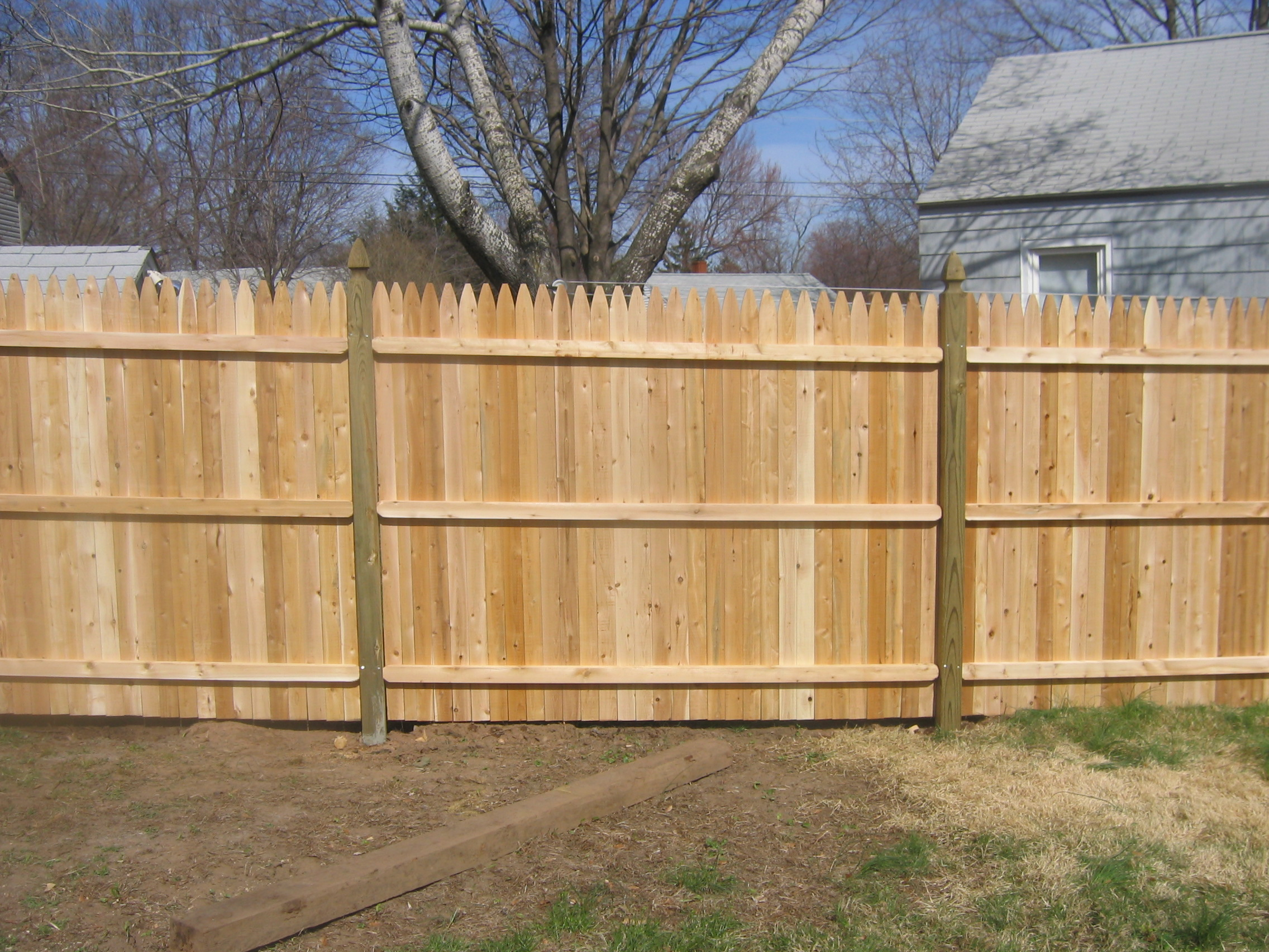 Sentry Fence Co Quot A Quality Job Doesn T Cost It Pays Quot