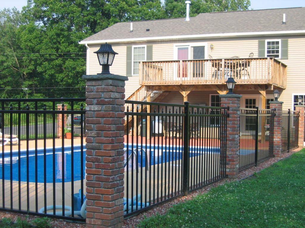 Best 25+ Fence around pool ideas on Pinterest | Pool fence, Pool ...
